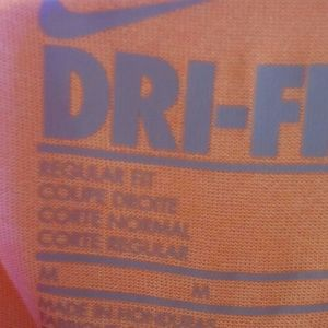 Woman's Nike Dry-Fit T